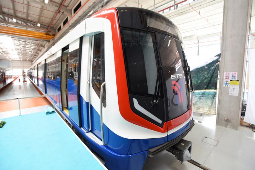 Siemens Mobility dostarcza nowe pociągi do Bangkoku /materiały prasowe