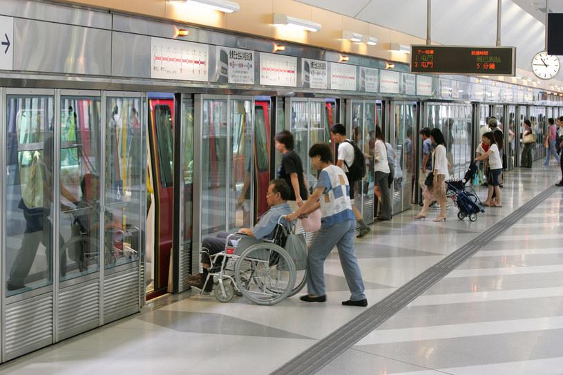 Siemens pracuje nad poprawą chińskiego metra /materiały prasowe