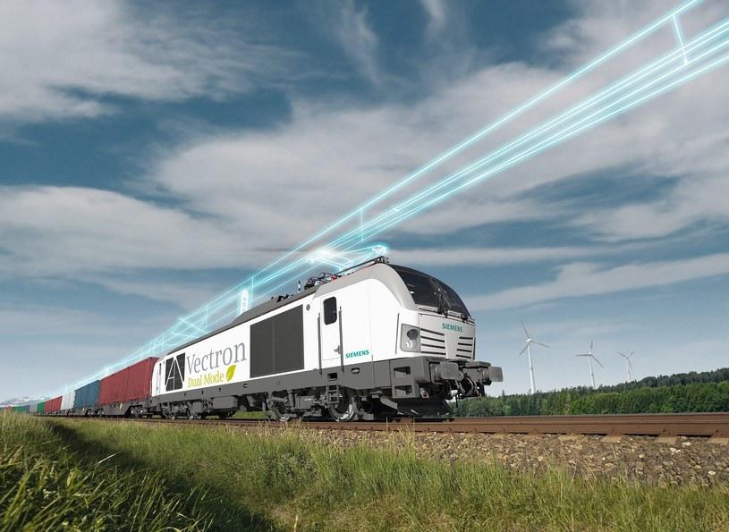Siemens Vectron Dual Mode /materiały prasowe