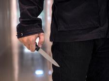 Siemianowice Śląskie: Groził, że zabije żonę. Pośliznął się i zranił siebie