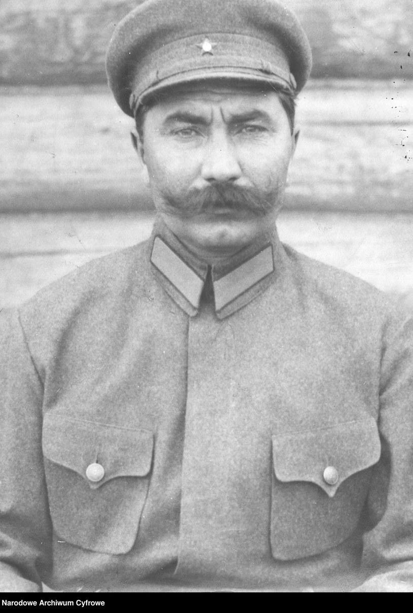 Siemion Budionny /Z archiwum Narodowego Archiwum Cyfrowego
