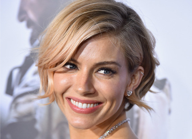 Sienna Miller /Getty Images