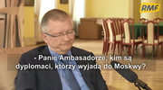 Siergiej Andriejew: Strona polska nie ujawniła nazwisk wydalonych dyplomatów