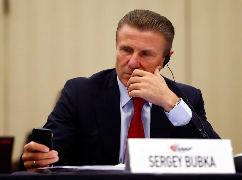 Siergiej Bubka /AFP