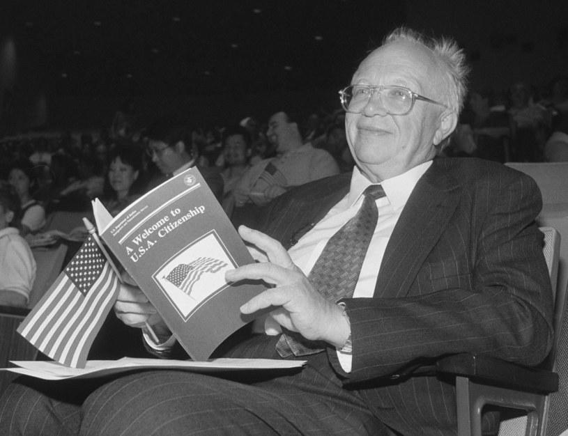 Siergiej Chruszczow w 1999 roku /AFP