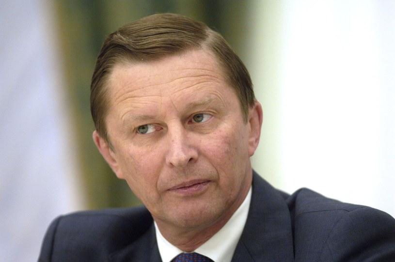 Siergiej Iwanow /SPUTNIK Russia /East News