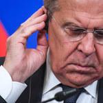 Siergiej Ławrow: Chamstwa tolerować nie będziemy