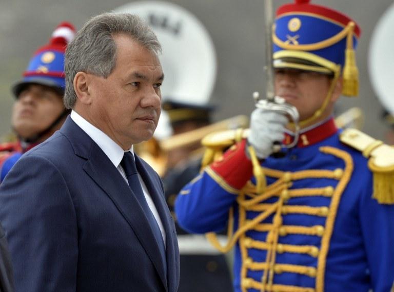 Siergiej Szojgu /AFP