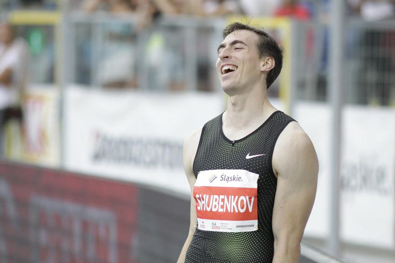 Siergiej Szubienkow - zdj. archiwalne /Adrian Slazok/REPORTER /East News