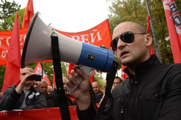 """Siergiej Udalcow - postrach Kremla. To on miał stać za całym """"spiskiem"""" /AFP"""