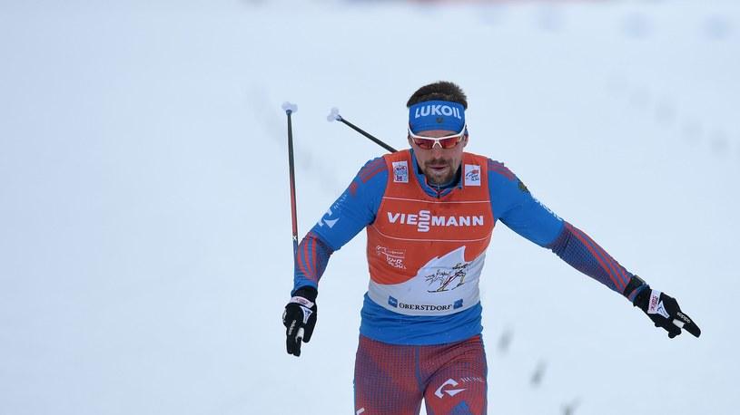 Siergiej Ustiugow we Włoszech uplasował się na drugim miejscu /AFP