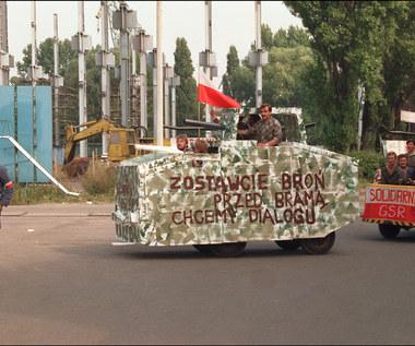 Sierpień 1988. Kiszczak grozi strajkującym