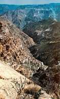 Sierra Madre, kanion w S.M. Occidental /Encyklopedia Internautica