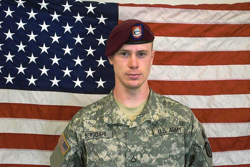 Sierżant Bowe Bergdahl /AFP