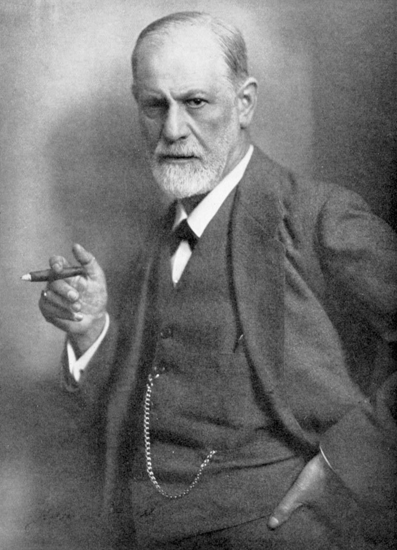 Sigmund Freud /World History Archive /East News