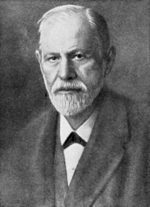 Sigmund Freud /DPA /PAP/EPA