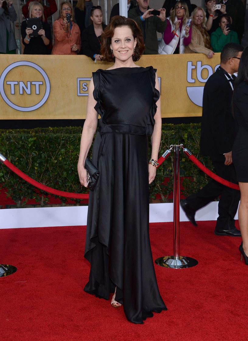 Sigourney Weaver /Getty Images/Flash Press Media