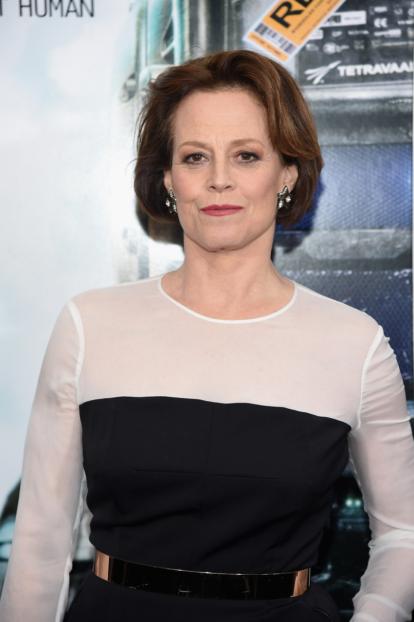 Sigourney Weaver /- /Getty Images