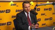 Sikorski dla RMF FM: Euro w Polsce bliżej 2020 roku