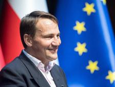 Sikorski proponuje Olejnik start w wyborach