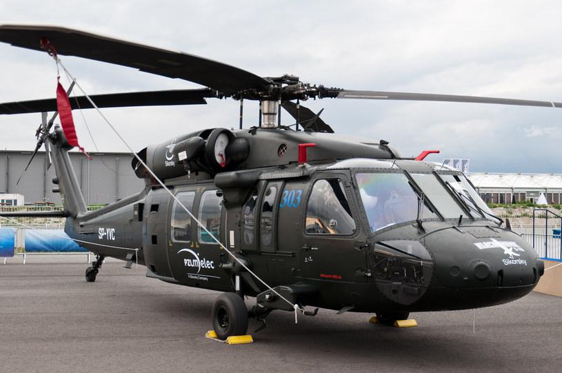 Sikorsky S-70i Black Hawk wyprodukowany w Mielcu. Fabryka należąca do Amerykanów nie produkuje wersji dla Wojsk Specjalnych /East News