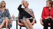 Siła ubioru Christine Lagarde
