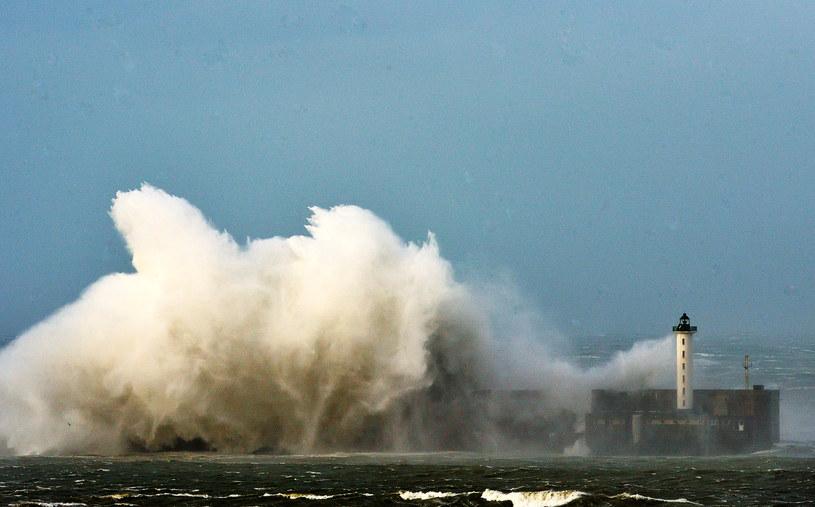 Siła żywiołu była zabójcza /AFP