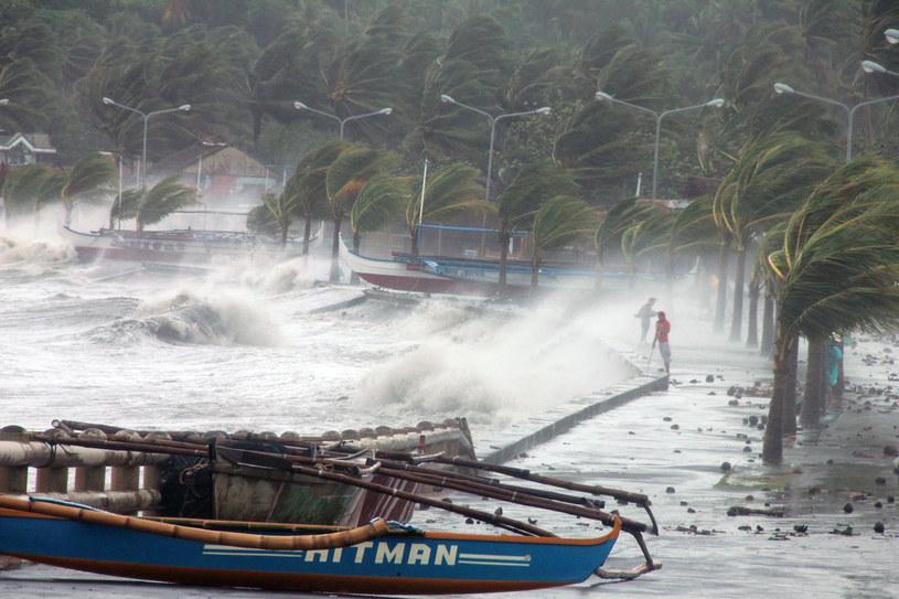Siła żywiołu jest zabójcza /AFP