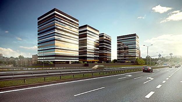 Silesia Business Park w Katowicach /&nbsp