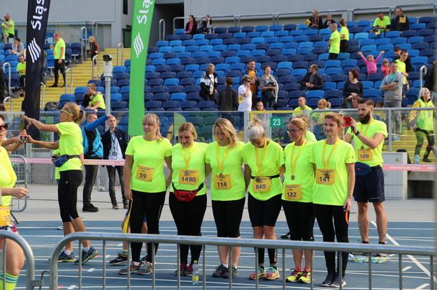 Silesia Marathon to jedyny w Polsce i Europie bieg maratoński prowadzony ulicami czterech miast /Józef Polewka /RMF FM