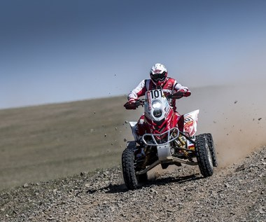 "Silk Way Rally: Mongolski ""wielki szlem"" Sonika"