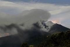 Silna erupcja wulkanu Turrialba