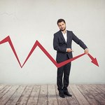 Silne spadki indeksów, energetyka mocno w dół