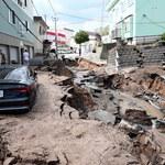 Silne trzęsienie ziemi w Japonii. Są ofiary