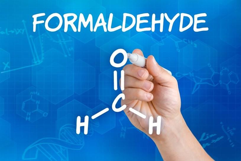 Silnie uczula formaldehyd /©123RF/PICSEL