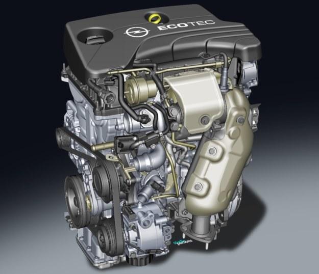 Silnik 1.0 SIDI Turbo /