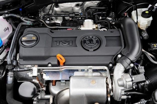 Silnik 1.4 TSI o mocy 122 KM /