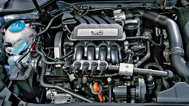 Silnik 1.6 8V z grupy Volkswagena /Volkswagen
