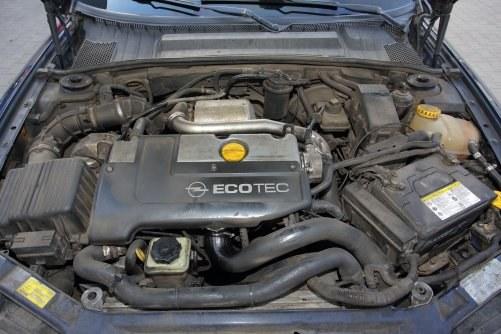 Silnik 2.0 DTI to jednostka starej generacji, ale ma już bezpośredni wtrysk paliwa i łańcuch rozrządu. /Motor