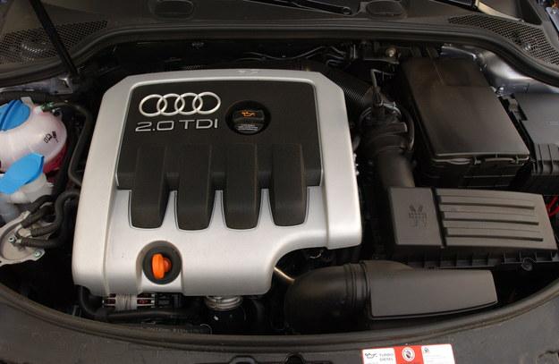Silnik 2.0 TDI PD: jego głównymi bolączkami są nagminne awarie głowic oraz pompowtryskiwaczy. /Motor