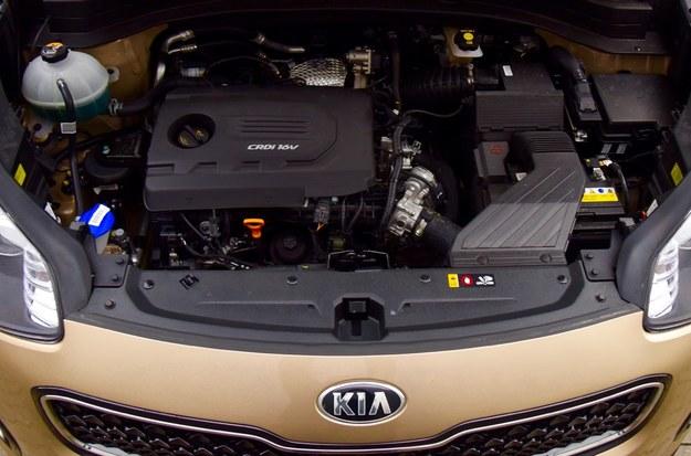 Silnik nie zachwyca osiągami, ale imponuje werwą przy niskich obrotach. /Motor