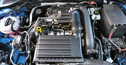 silnik niepodatny na tuning /Motor