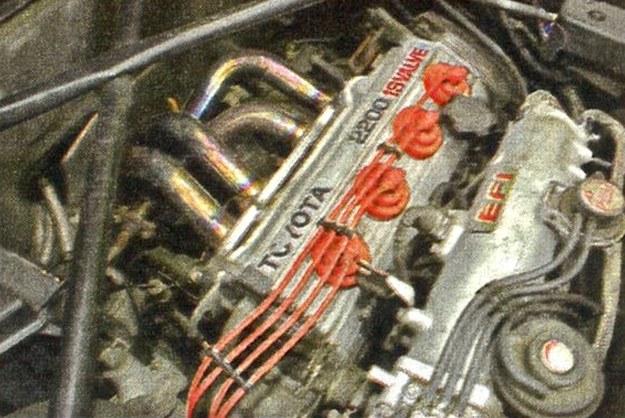 Silnik o pojemności 2,2 l nie zapewnia sportowych osiągów. Jest trwały. /Motor