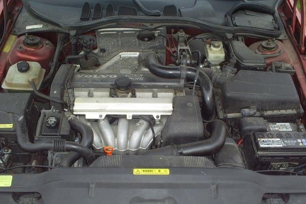 Silnik pięciocylindrowy w tym rajdzie to minimum /INTERIA.PL