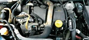 silnik Renault /Motor