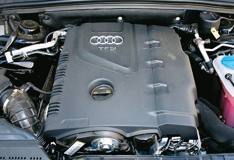 silnik TFSI /Motor