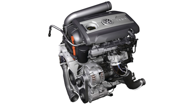 Silnik TSI /Motor
