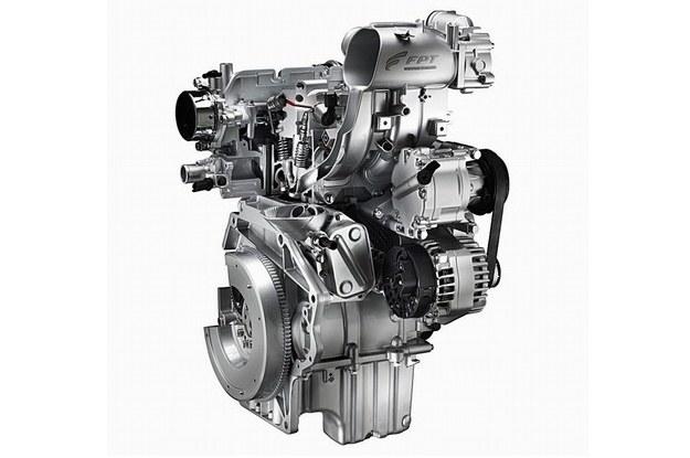 Silnik Twin Air /
