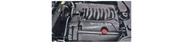 """Silnik V8 o mocy 284 KM w 1997 roku  zastąpił rzędową """"szóstkę"""". /Motor"""