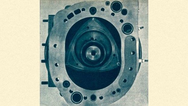 silnik Wankla /Mercedes